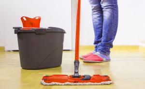 mopa suelo laminado