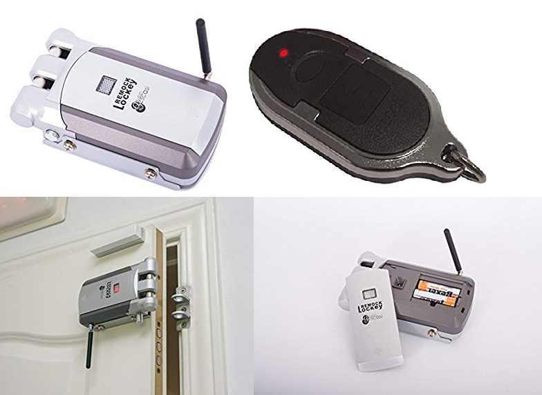 Cerradura invisible remock lockey pro ¿es realmente segura?