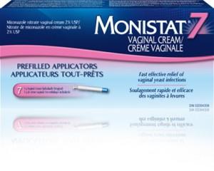 tratamiento de la candidiasis vaginal con monistat